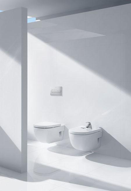 WC und Bidet New-Meridian