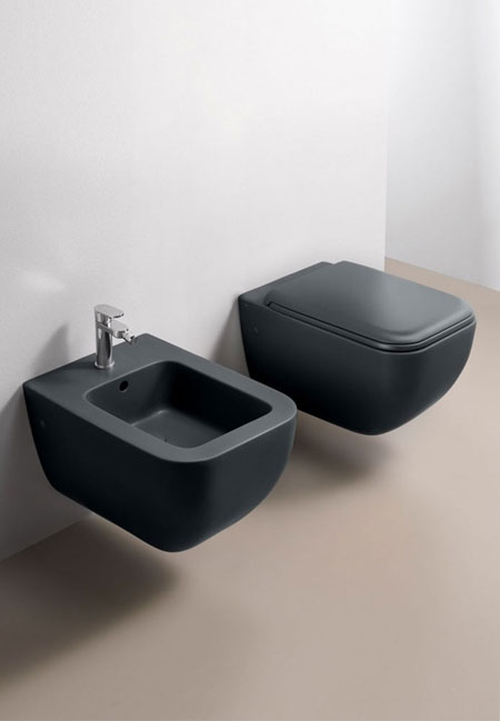 Wc and bidet Shui Comfort