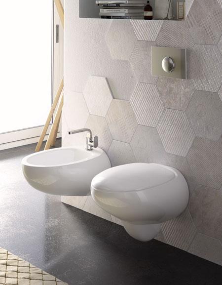 WC und Bidet Tao
