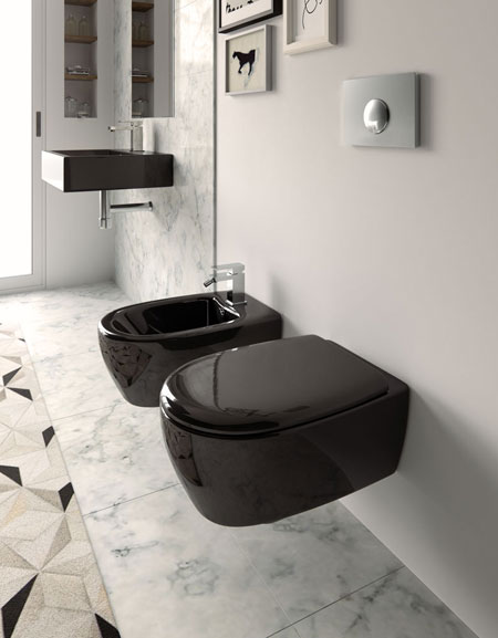 WC et bidet Loft