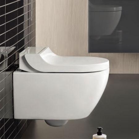 WC e Bidet AquaClean Tuma di Geberit
