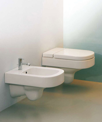 Wc and bidet Wellcome