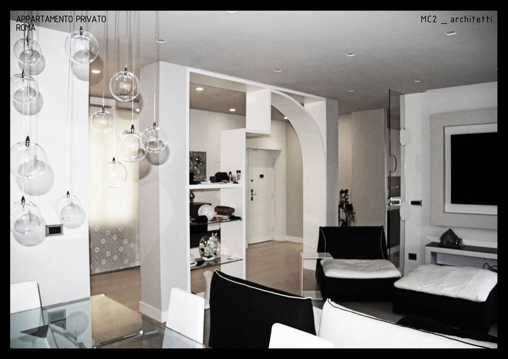 Appartamento privato a Roma